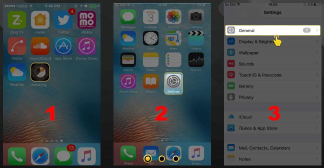 Gambar IOS 1