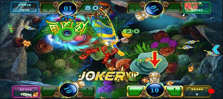 Tips Bermain Tembak Ikan di Situs Joker123