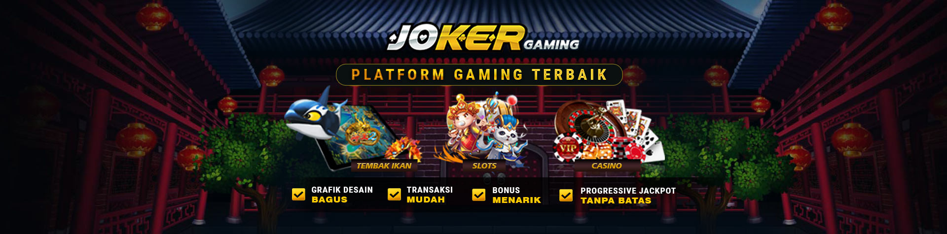 Banner Joker123 - Betberry